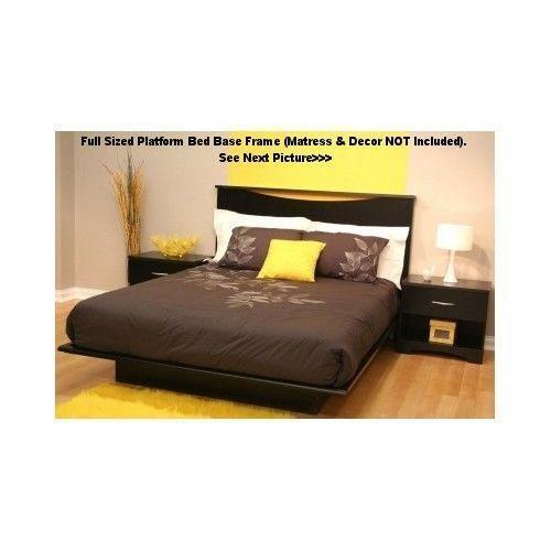 Black Modern Bedroom Set EBay