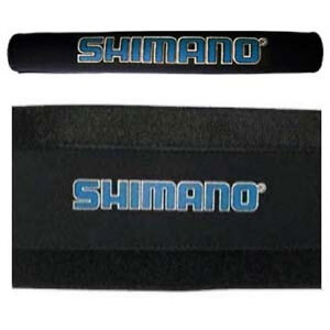 2x Shimano Bike Bicycle Chain Stay Protector Pad Nylon - Ship from within the US
