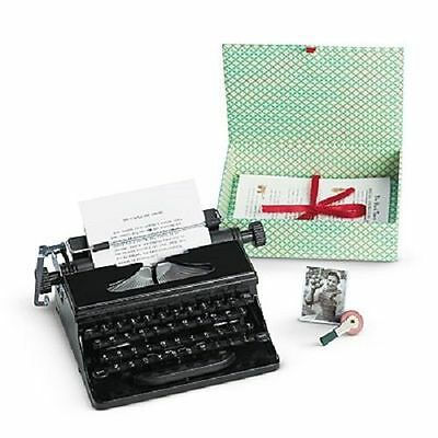 American Girl Doll Beforever KIT'S TYPEWRITER Set