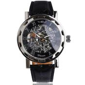 New Men's Automatic Mechanical Skeleton