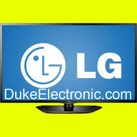 LG LCD TV Parts 42LH30 Power Supply, Main, Inverter,T-Con Board