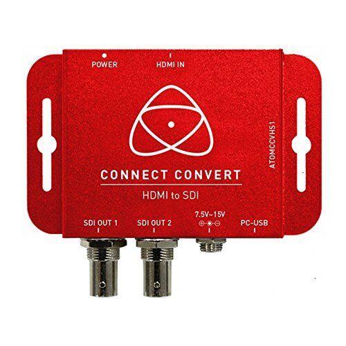 Atomos Connect Convert   HDMI to SDI (Open Box) ATOMCCVHS1