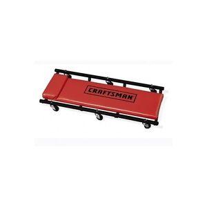 Craftsman 40 in. Creeper Roller Seat Slide Glide Car Repair Auto Mechanics Shop