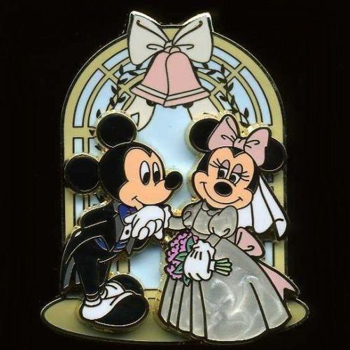 Mickey Minnie Bride Groom Ebay