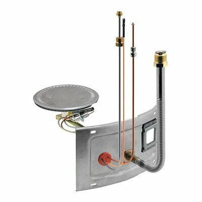 - Rheem Water Heater Burner Assembly Kit - RG40S-40 Natural Gas (#AM39922)
