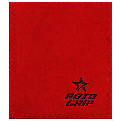 Roto Grip Leather Bowling Ball Cleaning Pad/shammy-new In Pkg-free Shipping