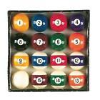 Miniature Pool Balls