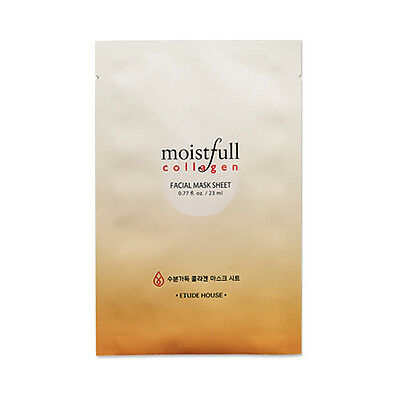 Moistfull Collagen Facial Mask Sheet - 2pcs