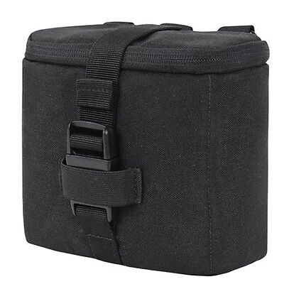 Condor 191064 Tactical Utility Hunting Binocular Storage MOLLE Pouch Black