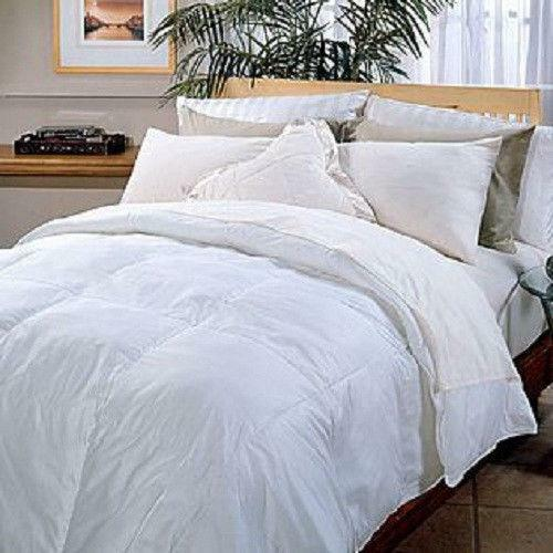 Hotel Collection Goose Down Comforter Ebay