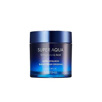 [MISSHA] Super Aqua Ultra Hyalron Balm Cream Original 70ml