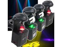 American DJ Pocket Scan/Roll DJ Lights
