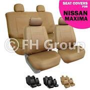 Maxima Leather Seats