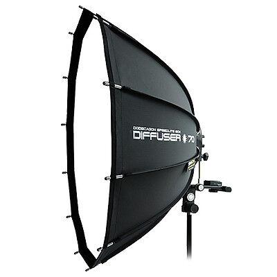 "NEW SMDV Softbox Dodecagon Diffuser 70 26"" f/ Speedlight Speedlite Quantum Flash"