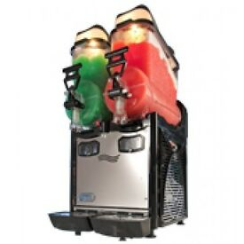 _,,Cofrimell slush machine 2x10ltr-,come get early_,,,boost sale,,good offer_,,