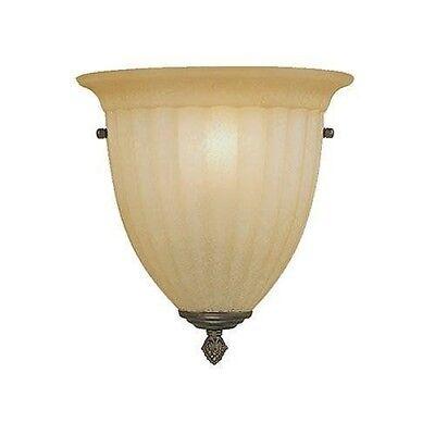 1 Light Vanity Sconce - Millennium Lighting 1761 1 light vanity sconce rubbed bronze *