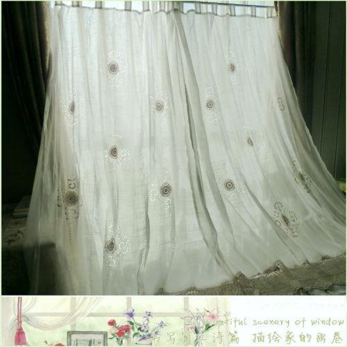 Cotton Lace Panel Ebay