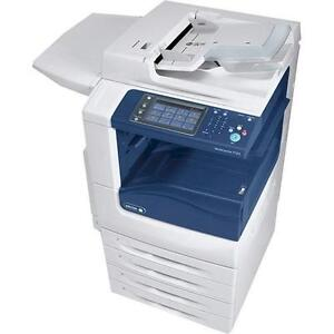 Xerox WC 7120 WorkCentre 11x17 Color Copier Printer Copy Machine Photocopier Scanner - Copiers Printers on SALE