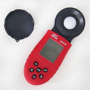 200,000 Digital Light Meter Luxmeter Lux/FC Meters Luminometer Photometer JK