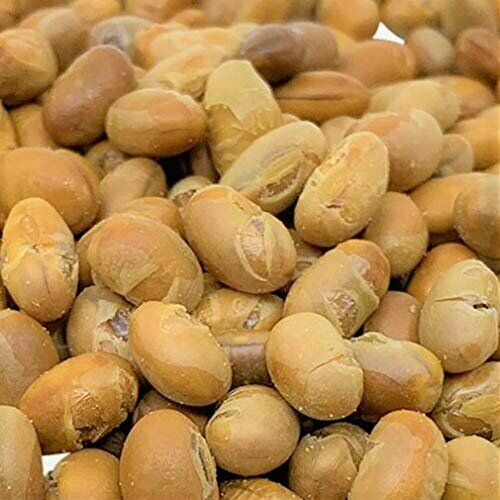 Gourmet Roasted Salted Soy Beans (soy nuts) by Its Delish, 5 LBS  (five pounds)