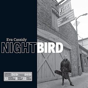 EVA CASSIDY NIGHTBIRD 2CD & DVD ALBUM SET