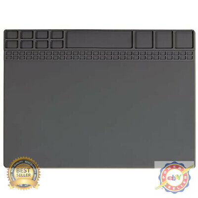 Soldering Mat Heat Resistant 932f Magnetic Silicone Electronic Repair Mat F..