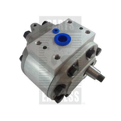 Ford New Holland Hydraulic Pump Part Wn-d5nn600c On Tractor 8000 8600 8700 9000