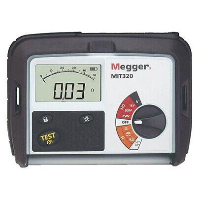 Megger Mit320-en 2505001000v Insulationcontinuityresistance Tester