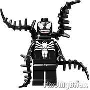 Lego Black Spiderman