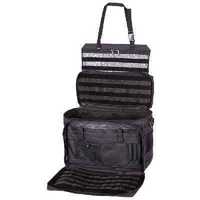 5.11 Tactical Black Wingman Police Officer Patrol Organizer Bag 56045