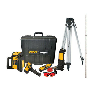 Cstberger Rl50hvck Horizontal Vertical Rotary Laser Kit