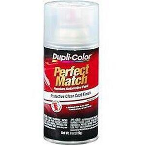 duplicolor bcl0125 perfect match automotive paint clear top coat 8 oz. Black Bedroom Furniture Sets. Home Design Ideas