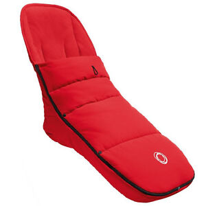 Bugaboo Footmuff Red