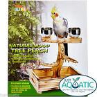 Wooden Perch Bird Toys