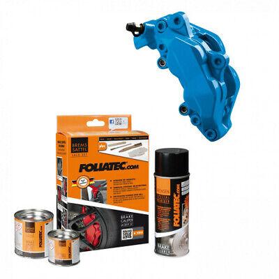 Foliatec Bremssattellack SET Glänzend GT-Blue (7-teilig) 2188