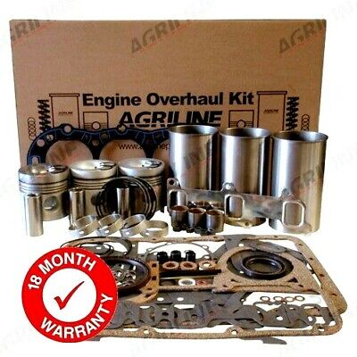 Engine Overhaul Kit With Valve Train Kit Fits Ford 4000 4600 4110 Tractors