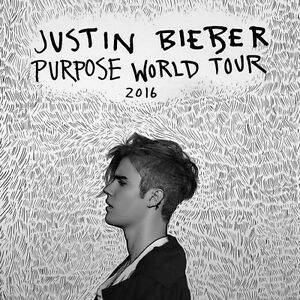 Justin Bieber FLOOR SEATS Wed Sep 6
