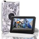 Kindle Fire Case Black and White