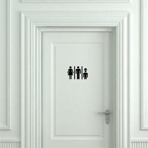 Bathroom Door Signs Vacant door sign | ebay