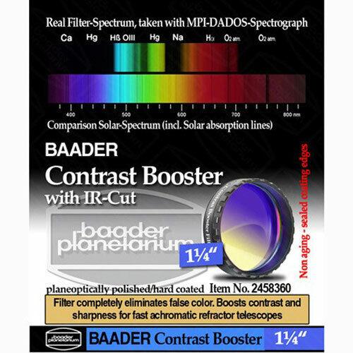 "Baader Planetarium 1.25"" Contrast-Booster Filter # FCB-1 2458360"