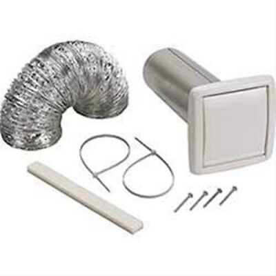 Duct Free Kit (Broan NuTone WVK2A Wall Vent Kit  for fans w/ 3