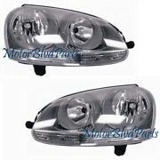 VW Rabbit Headlights