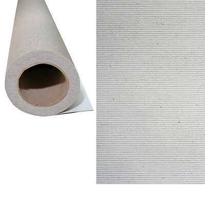 Baumwoll Mischgewebe weiss grundiert 160x500cm (4.24€/qm)