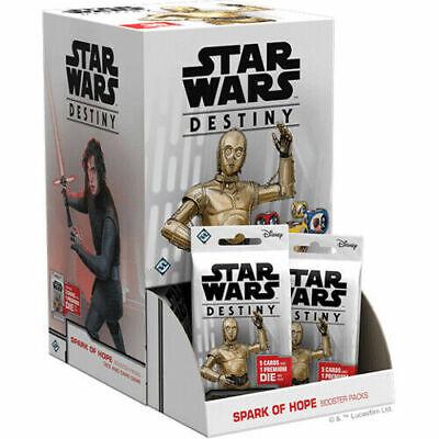 Star Wars Destiny - Spark of Hope - Rares