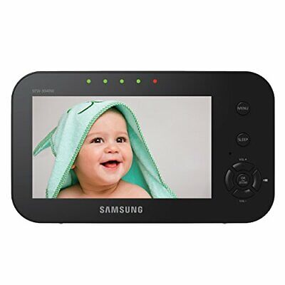 Samsung SEW-3040W BRIGHTVIEW BABY VIDEO MONITORING (Monitor Only)