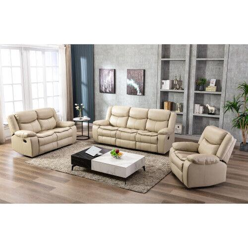 Japanese Style Living Room Sofa 2 Seater Loveseat Fabric Upholstery Wood Legs For Sale Online | EBay