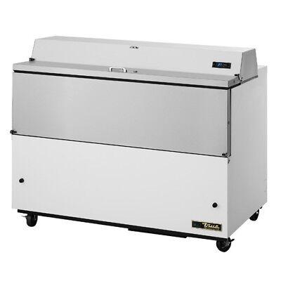 True Tmc-49 Forced Air Milk Cooler Single Access 20.9 Cu. Ft. White