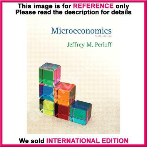 microeconomics perloff 8th edition pdf