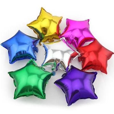 Star Balloons (5Pcs 10