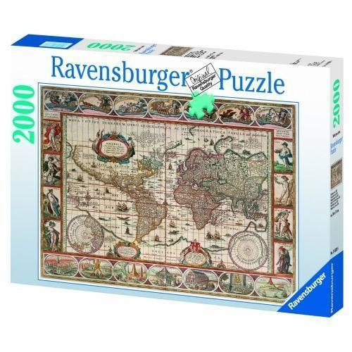 Ravensburger World Map Jigsaw Puzzle. Jigsaw Puzzle World Map  eBay